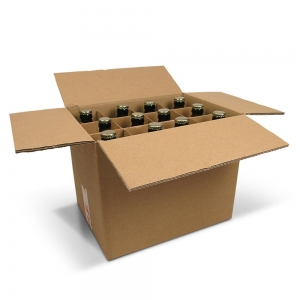 Courier Mixed Cases - Mainland UK - Overnight courier