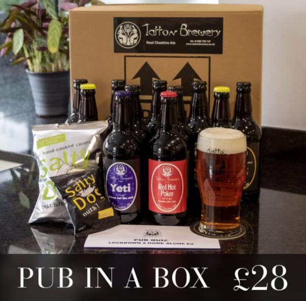 Pub In Box - Local